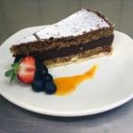 Vegane Schoko Torte
